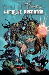 Aliens, Darkness, Witchblade, Predator