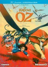Le magicien d'Oz (Chauvel/Fernández) -3a- Volume 3