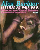 Lettres au maire de V. -HS- Lettres au pair de F.
