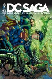 DC Saga -2- Numéro 2