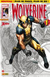 Wolverine (Marvel France 3e série) (2012) -1- Rayon d'Espoir