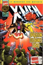 X-Men (Marvel France 1re série - 1997) -10- Opération Tolérance Zéro