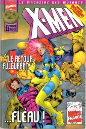 X-Men (Marvel France 1re série - 1997) -11- Le Retour fulgurant du... ...Fléau !