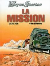 Wayne Shelton -1ES2- La Mission