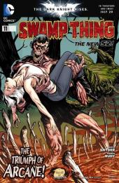 Swamp Thing (2011) -11- Family Reunion