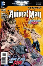 Animal Man (2011) -11- Extinction is Forever, Conclusion: Animal Man Vs. Animal Man