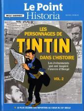 Tintin - Divers -61- Les Personnages de Tintin dans l'Histoire (Vol. 2)