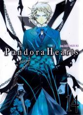 Pandora Hearts -14- Tome 14