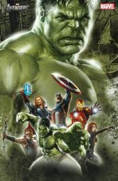 Hulk (8e Série - Panini - Marvel) -1VC- Hulk contre Banner