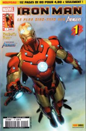 Iron Man (Marvel France - 2012) -1- Démon