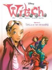 W.I.T.C.H. - Saison 1 (Glénat) -9- Les quatre Dragons