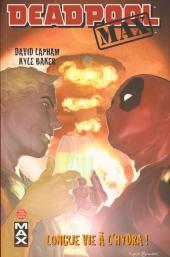 Deadpool Max -2- Longue vie à l'Hydra !