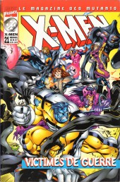 X-Men (Marvel France 1re série - 1997) -21- Victimes de guerre