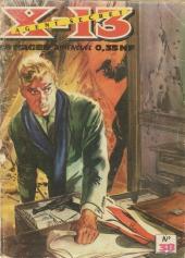 X-13 agent secret -38- Chasse aux traîtres