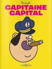 Capitaine Capital - Tome 1
