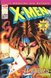 X-Men (Marvel France 1re série - 1997) -26- Le procès