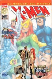 X-Men (Marvel France 1re série - 1997) -27- Sans Cyclope et Phénix, quel est l'avenir des X-Men?