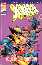 X-Men (Marvel France 1re série - 1997) -28- Wolverine contre Marrow!