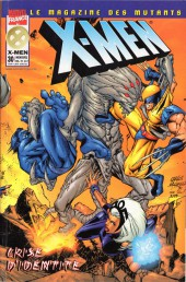 X-Men (Marvel France 1re série - 1997) -30- Crise d'identité