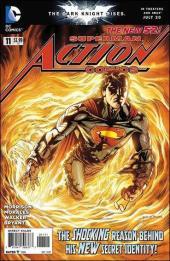 Action Comics (2011) -11- New secret indentity