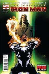 Invincible Iron Man (2008) -520- Long way down 5 : the dead and the dying