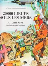 20 000 lieues sous les mers (De La Fuente) - 20 000 lieues sous les mers