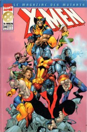 X-Men (Marvel France 1re série - 1997) -34- Les enfants de l'atome