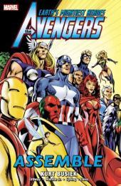 Avengers Vol.3 (Marvel comics - 1998) -INT04- Avengers Assemble vol.4