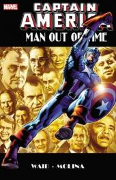 Captain America: Man out of time (2011) -INT- Man out of time