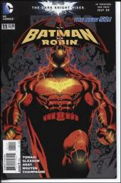 Batman and Robin (2011) -11- Terminus : branded