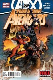 New Avengers (The) (2010) -28- AvsX