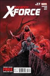 Uncanny X-Force (2010) -27- Final execution part 3