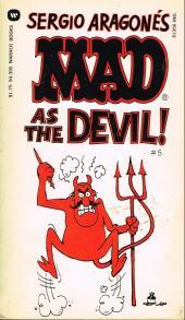 Mad (divers) -5POCa- Sergio Aragonés: Mad as the devil !