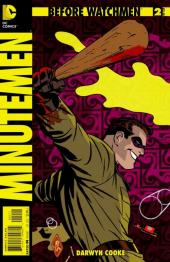 Before Watchmen: Minutemen (2012) -2- Minutemen 2 (of 6) - Golden years