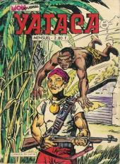 Yataca (Fils-du-Soleil) -122- Le sortilège du vautour chauve