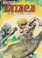 Yataca (Fils-du-Soleil) -103- Le lion des neiges