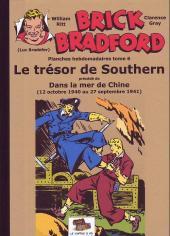 Luc Bradefer - Brick Bradford -PH06- Brick bradford - planches hebdomadaires tome 6