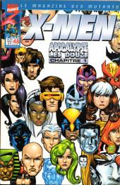 X-Men (Marvel France 1re série - 1997) -48- Apocalypse-Les douze-Chapitre 1