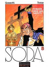 Soda -5b05- Fureur chez les saints