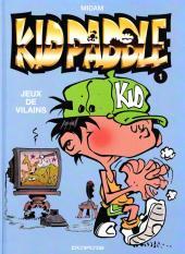 Kid Paddle -1a2002- Jeux de vilains