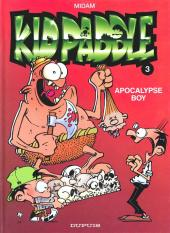 Kid Paddle -3a2001- Apocalypse Boy