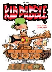 Kid Paddle -4a20002/02- Full métal casquette