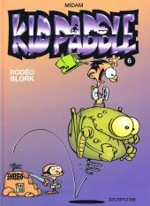 Kid Paddle -6a2001- Rodéo Blork