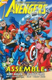 Avengers Vol.3 (Marvel comics - 1998) -INT01- Avengers Assemble vol.1