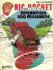 Ric Hochet -29- Opération 100 milliards