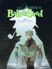 Les quatre de Baker Street -4- Les orphelins de Londres