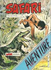 Safari (Mon Journal) -165- Roi des gorilles