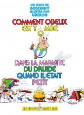 Astérix (Hors Série) -2a91- Comment Obélix est tombé dans la marmite du druide quand il était petit