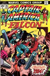 Captain America (Marvel comics - 1968) -195- 1984!