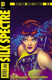 Before Watchmen: Silk Spectre (2012) -2-  Silk Spectre 2 (of 4) - Getting into the world